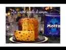 Panettone Motta spot 2017