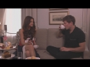 Selena Gomez Interview - Trapped In A Lift Winning A Grammy ¦ Hangout Pt.1