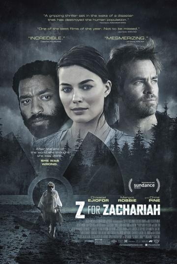 Z – значит Захария (Z for Zachariah) 2015   смотреть онлайн