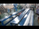 Combined light keel roll forming machine