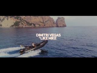 Dimitri Vegas & Like Mike vs. W&W - Crowd Control (Official Music Video)