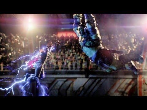 Thor vs Hulk (3/3) DUBLADO HD | Thor Ragnarok (2017) IMAX