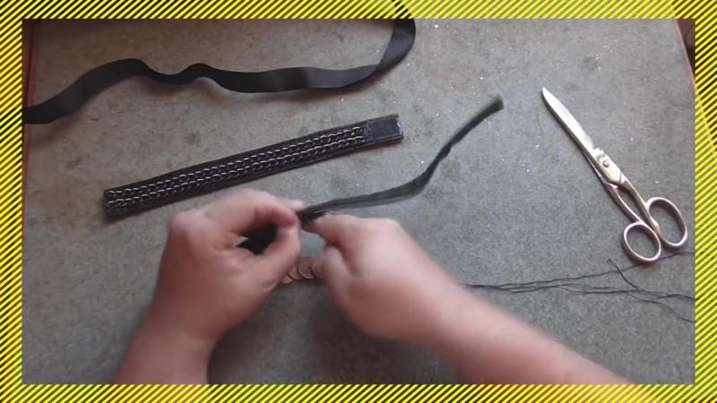 Как сделать кастет-браслет законный для ношения, легально в ментуре и на таможне