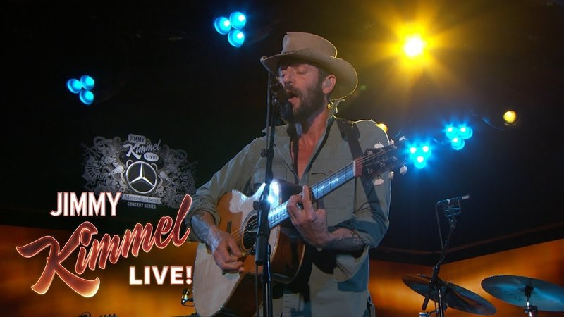 Ray LaMontagne - To the Sea (Jimmy Kimmel Live)