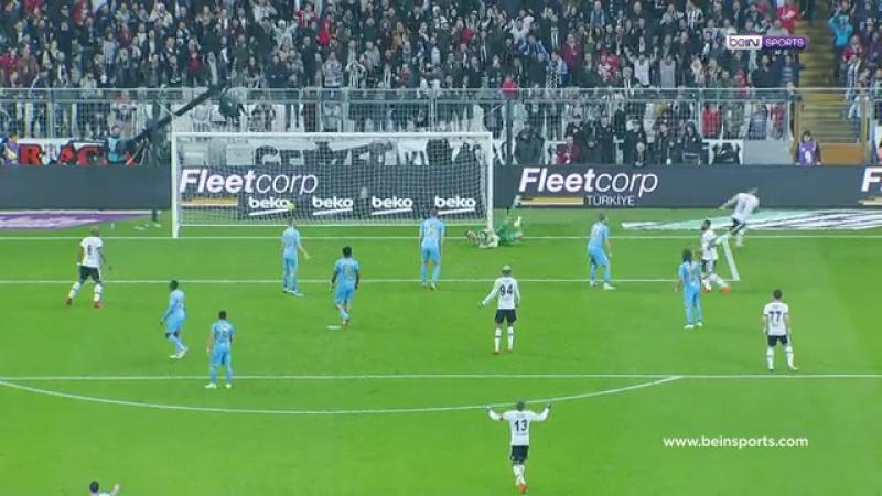 SL 2017 18 Beşiktaş 5 1 Osmanlispor