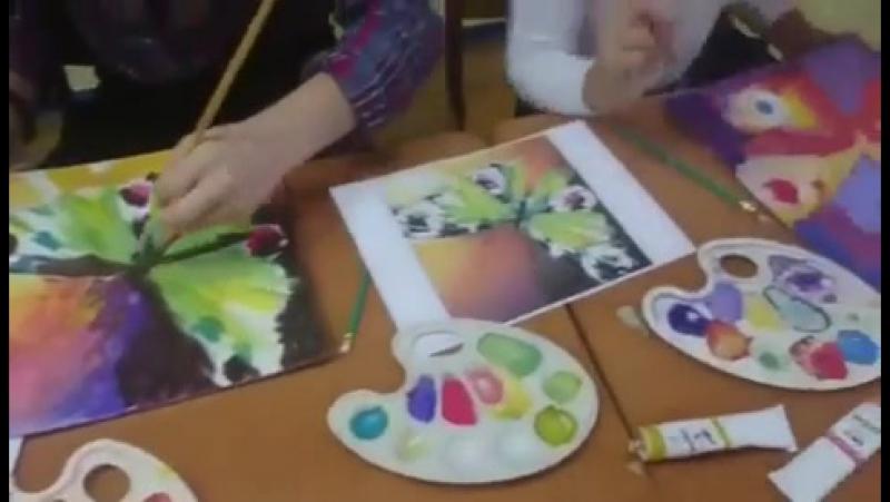 МК по живописи
