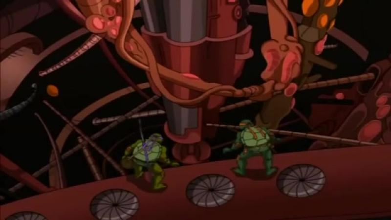 Черепашки ниндзя В поисках сплинтера часть 2