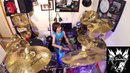 Alex Shumaker Drum Cover Bon Jovi Living on a Prayer