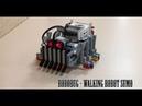 RoboBUG Lego mindstroms ev3 walking robot sumo
