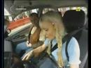 Осторожно! Блондинка за рулём!