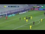 St Etienne 1-1 Nantes. Обзор(Футбол.Чемпионат Франции 3.12.2017)