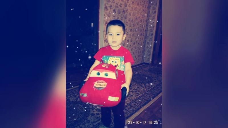Мухаммед 5 лет