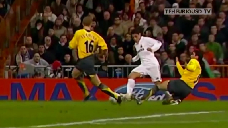 Real Madrid vs Arsenal 0-1 Extended Highlights with English Commentary (UCL) 2005-06 HD 720p.mp4