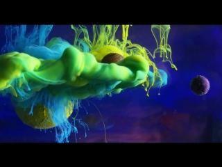 Как чернила растворяются в воде