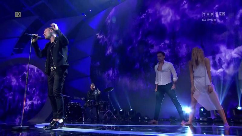 "Eurowizja - Happy Prince – ""Don't Let Go"""
