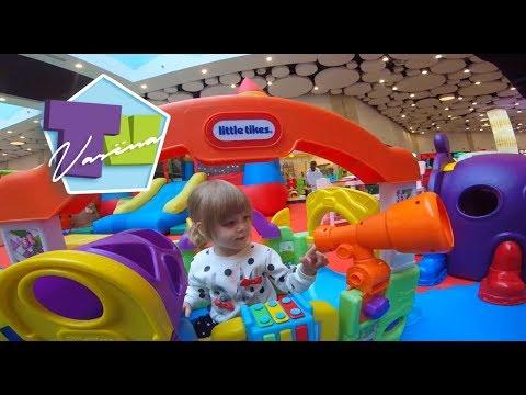 Детский развлекательный центр / Мальчик-забияка / Любимые шарики / Классная горка @
