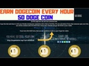 Dogemaster Free Earn 50 Dogecoin Every Hour Invited 3 Friend Get 300 Dogecoin in your Wallet