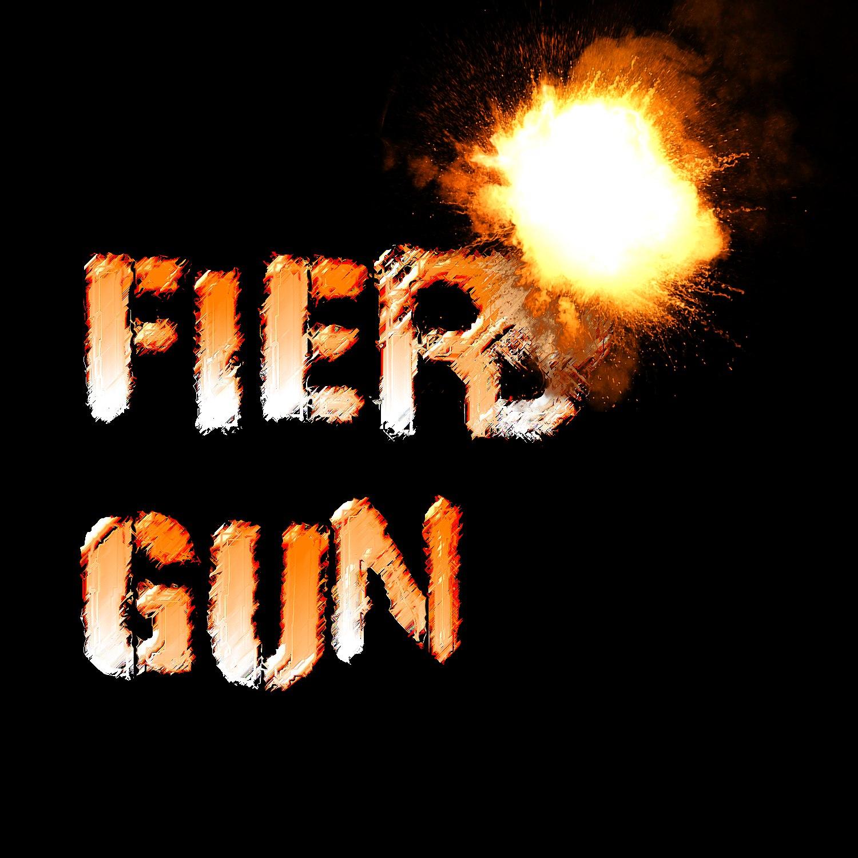 Fiery Gun