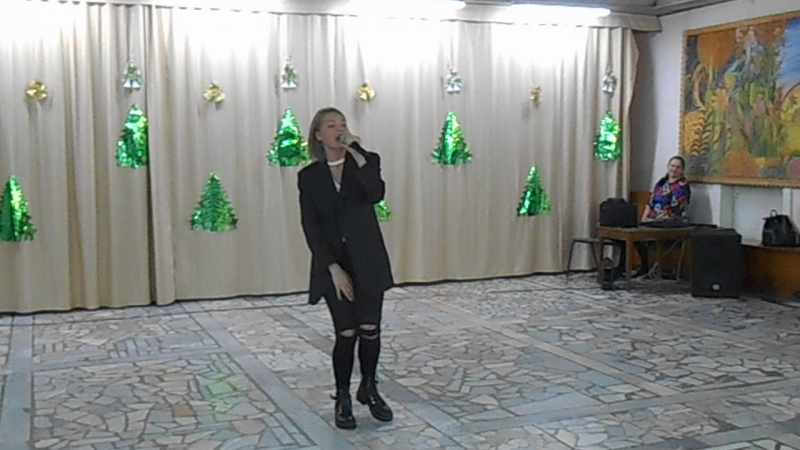 Гузель Хасанова Найди меня. Ульяновск, 9 января 2018 (c)www.ulgrad.ru