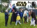 Star Wars - В погоне за похищенным подарком!
