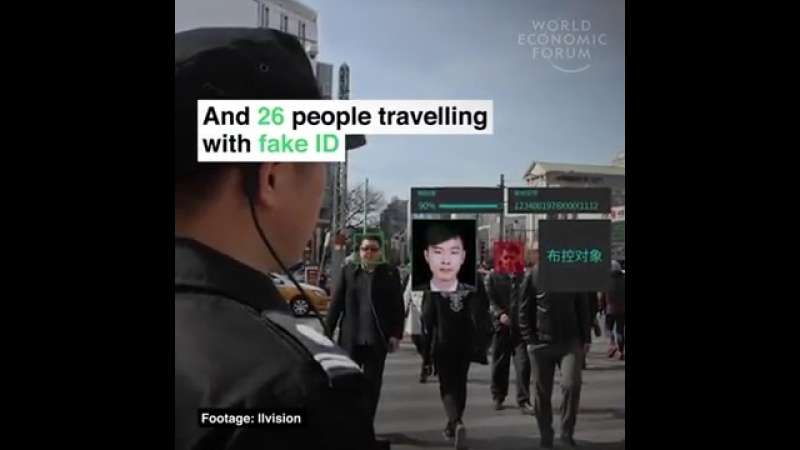 Fighting crime with facial recognition glasses