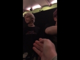 VK180617 MONSTA X fancam Hi-Touch @ The 2nd World Tour The Connect in London