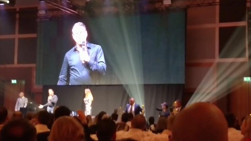An experience with Sylvester Stallone 2018 Поздравления с днём рождения