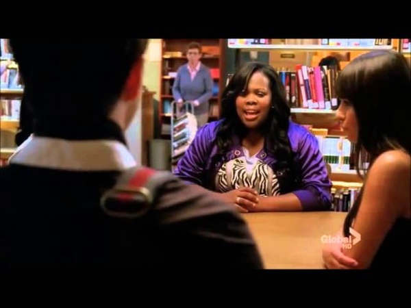 Glee-How Will I Know,Whitney Houston (Full Performance)