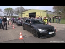 INSANE LOUD BMW E60 M5 F1 Dinan Stroker w KKS Exhaust