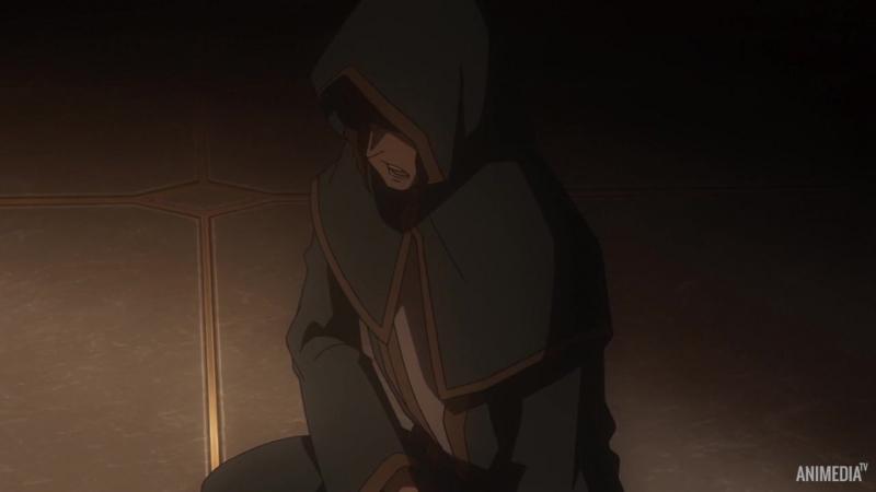 Black clover / Черный Клевер - 15 [Leo Tail Акварелька] / AniMedia.TV / русская озвучка