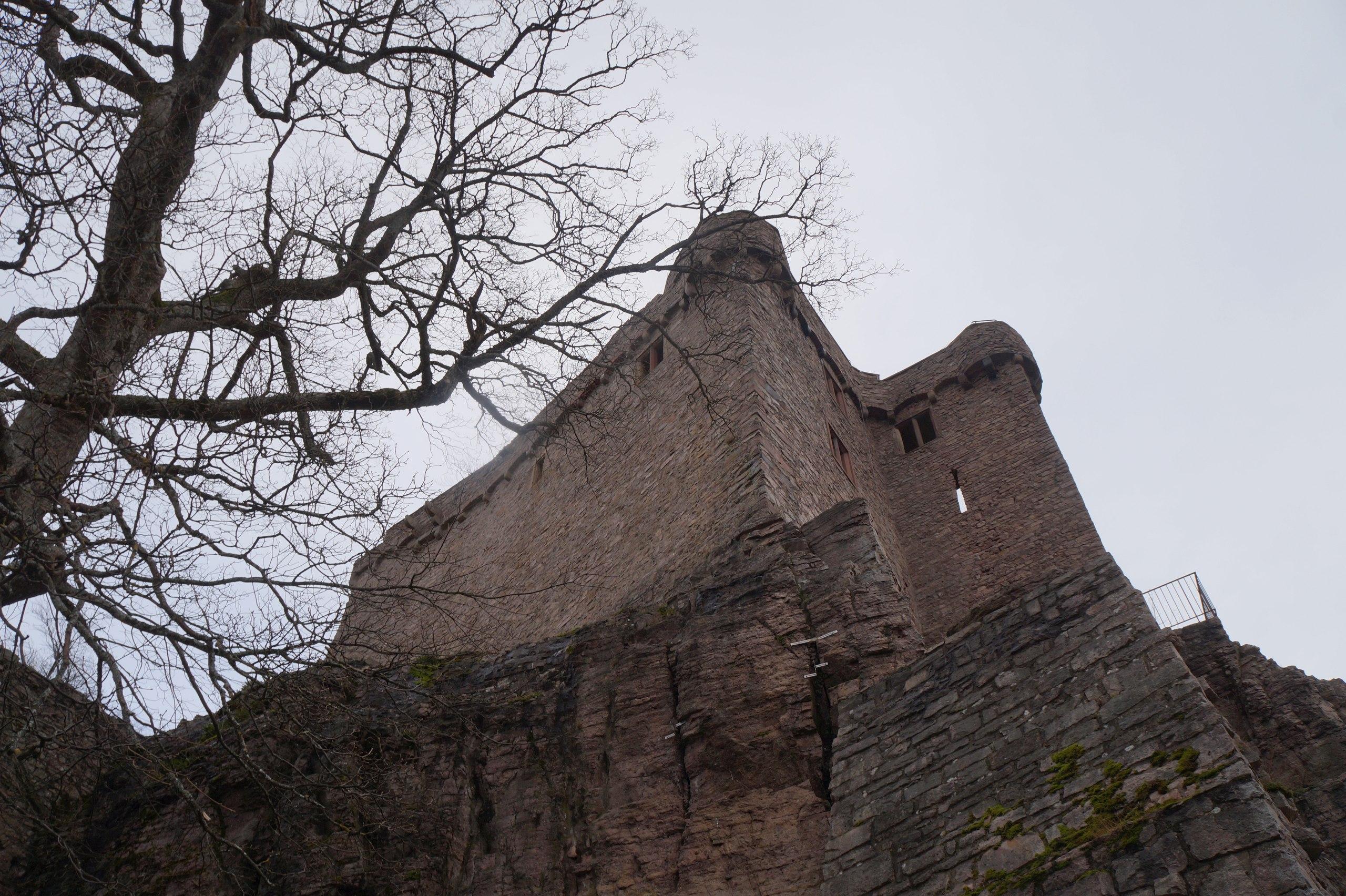 Самый мрачный замок Германии