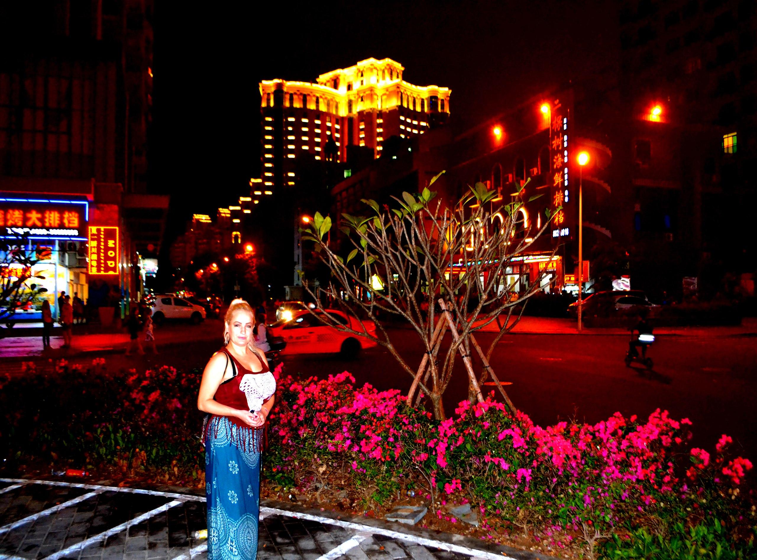 Елена Руденко (Валтея). Китай, о.Хайнань, г.Санья. (фото) - Страница 2 _YJ_XbDKtLI