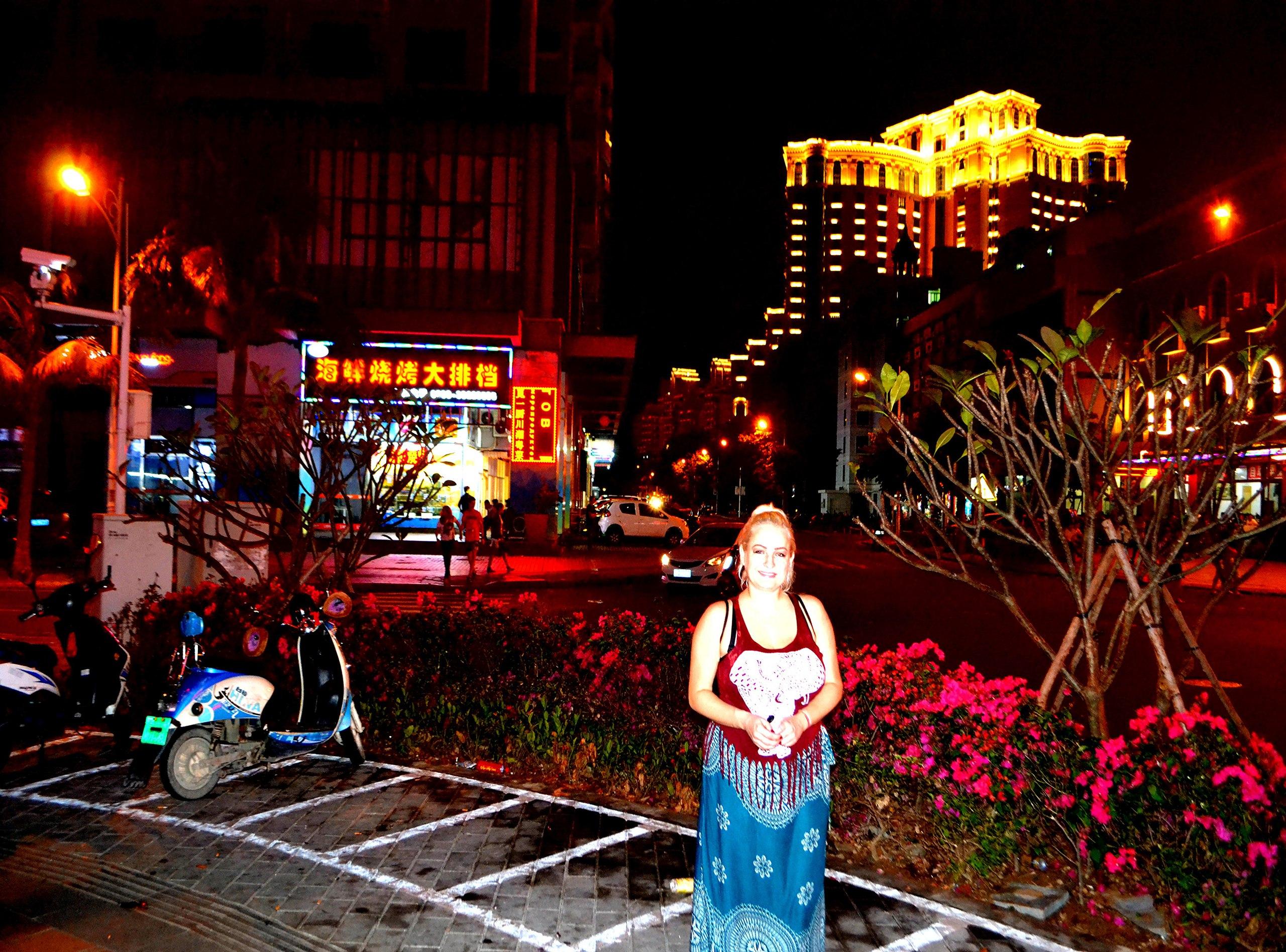 Елена Руденко (Валтея). Китай, о.Хайнань, г.Санья. (фото) - Страница 2 K_yI1BnnKKk