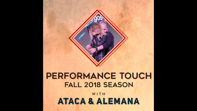 Performance Touch by Ataca Alemana 2018 fall season preview.