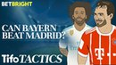 Can Bayern Overhaul Real Madrid Champions League Tactics