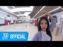 Yubin 숙녀 (淑女) Dance Practice (New JYP Center Ver.)