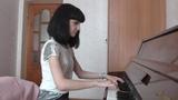 Breaking Benjamin - Evil Angel (piano cover by Diana)