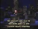 GEORGE CARLIN QUI DIRIGE VRAIMENT LE MONDE