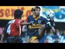 El historico regreso de Diego Maradona al Futbol (1995)