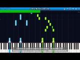 Por una Cabeza - Tango -  Carlos Gardel. Piano (Synthesia)