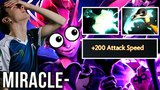 Miracle- Imba Dark Willow I Can Carry with Any Hero +200 Attack Speed - Dota 2