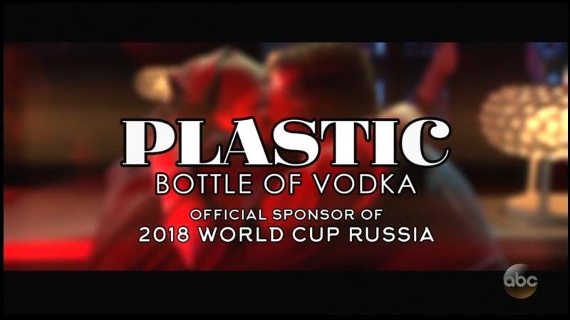 Джимми Киммел представляет: Официальная водка Чемпионата Мира 2018