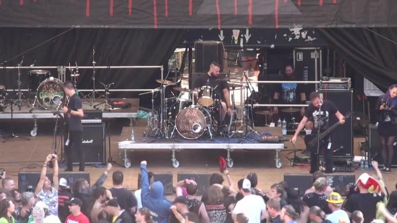 Guineapig – Live at Obscene Extreme 2016
