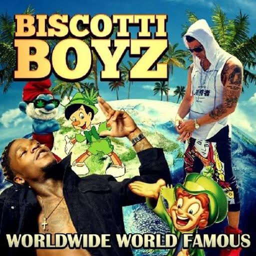 Super альбом Biscotti Boyz - Worldwide World Famous