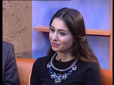 Фатима Дзибова и Аслан Апсов -