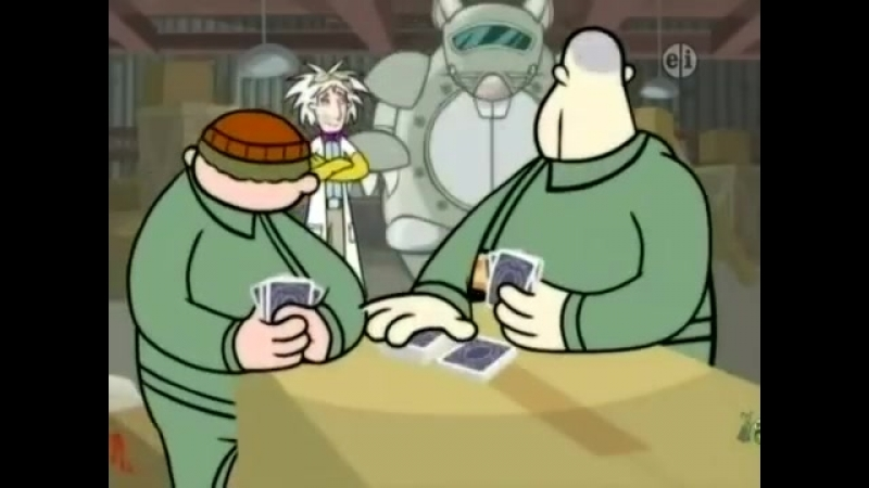 WordGirl Grannys Goodtime All Cure Spritzer ; Mecha Mouse