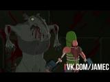 Огурчик Рик убивает Крыс. Рик и Морти