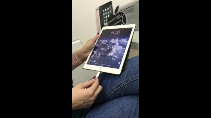 Магнитный кабель для зарядки IPhone/iPad