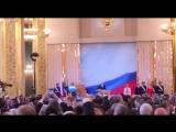 Присяга (Клятва) Владимира ПУТИНА
