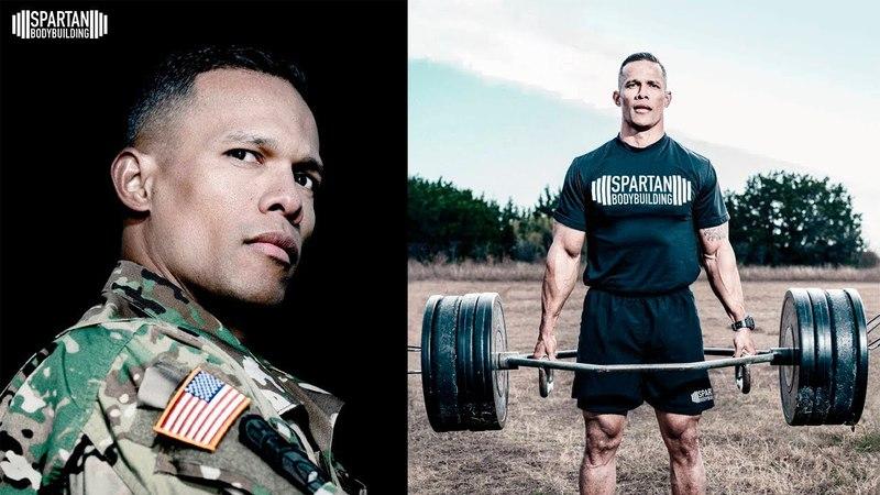 THE STRONGEST SOLDIER - DIAMOND OTT | Spartan Bodybuilding
